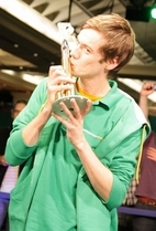 Irish Open champ Niall Smyth