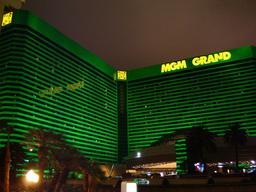 MGM Grand in Las Vegas, NV
