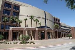 Grant Sawyer Building in Las Vegas