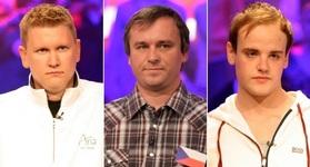 Ben Lamb, Martin Staszko, Pius Heinz