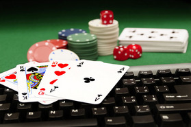 Nevada is looking to break into online gaming with poker.