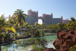 The Atlantis Resort and Casino