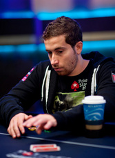 Jonathan Duhamel. Credit: PokerStarsBlog