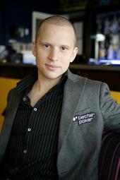 WSOP main event champion Peter Eastgate