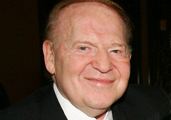 Sheldon Adelson. Getty.