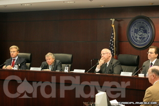 Nevada Gaming Commission on Mar. 22, 2012