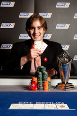 2011 champion Ben Wilinofsky. Credit: PokerStars.