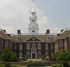 Delaware Capitol Building