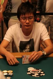 Lei Lei Survives His All In During Hand-For-Hand Play