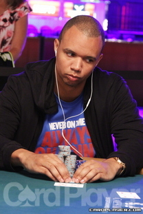 Phil Ivey at the 2012 WSOP