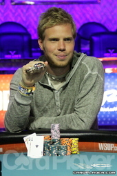 2012 WSOP $3,000 Heads-Up NLH/PLO Champion Leif Force