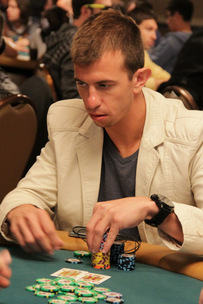 Shorr on Day 1 of Event No. 6