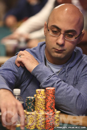 2012 $1,500 NLH re-entry champion Ashkan Razavi