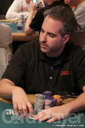 Matt Glantz leads after day 1