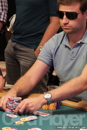 Yakovenko re-potting preflop