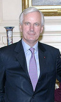 EU Internal Markets Commissioner Michel Barnier