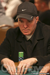 Cary Katz ended day 1A fifth in chips with 154,850