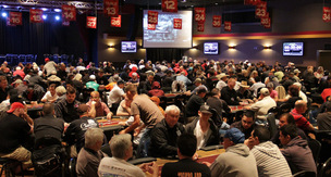 Durant casino poker tournaments