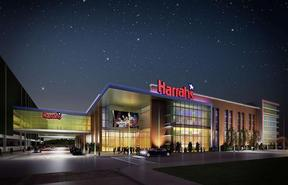 An Artist Rendering Of Harrah's Baltimore