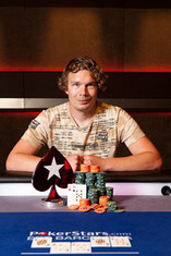 Season 8 EPT Barcelona Champ Martin Schleich