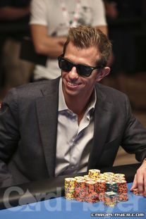 Shannon Shorr at the 2012 WSOP
