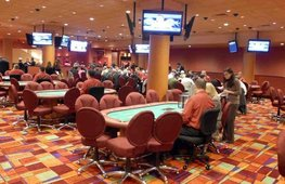 Parx Casino Poker Room