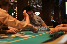 2011 Winner Hieu Tran, Asleep At The Table