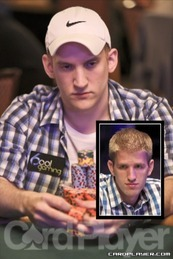 Jason Somerville and Russell Thomas