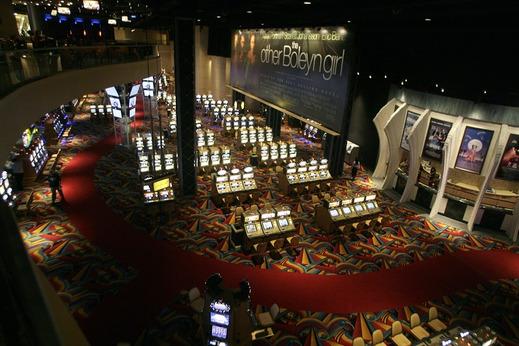 Hollywood gaming casino big top tombola slots
