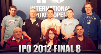 Boylepoker.com IPO Final Eight
