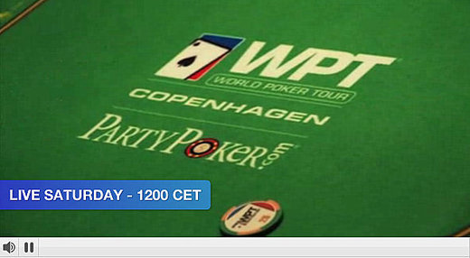A total of 229 players turned out for this WPT main event in the Danish  capitol
