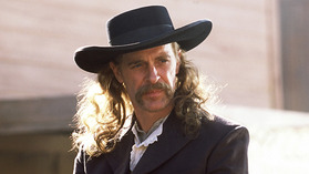 Wild Bill Portrayed By Keith Carradine on HBO's Deadwood