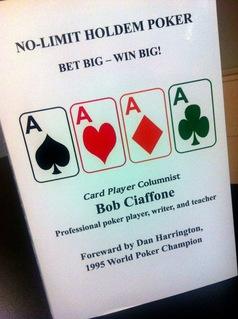 No limit holdem betting order