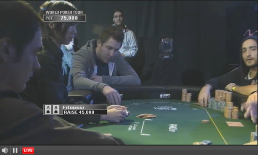 watch world poker tour online