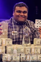 Ravi Raghavan into 13th place