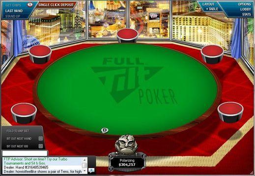 Poker upswings