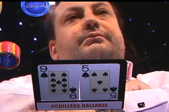 Achilleas Kallakis A Greek Businessman Based In The UK Who Was Well Known On High Stakes Poker Circuit Has Been Convicted Of Defrauding Banks 740