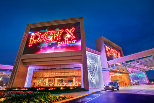 Parx Casino, the state's highest grossing property