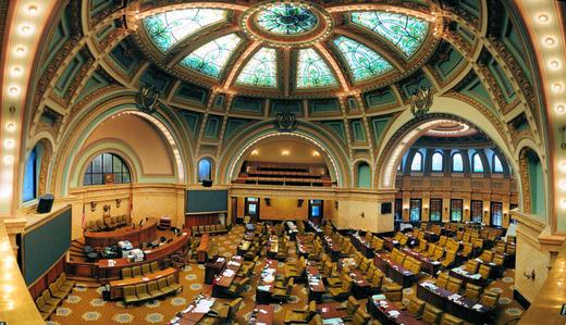 Mississippi House of Representatives. Credit: Ted Ringger