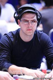 Noah Schwartz Competes In Monte Carlo