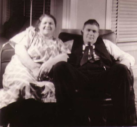 Wyman With His Mother