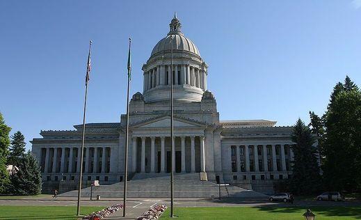 WA State Capitol. Wikipedia