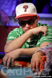 Current POY leader Paul Volpe