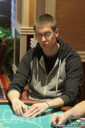 Brent Hanks is looking to make his 3rd CPPT Wynn final table