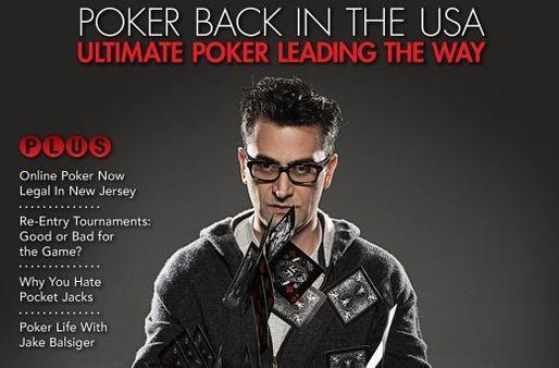 Antonio Esfandiari Signs With Ultimate Poker
