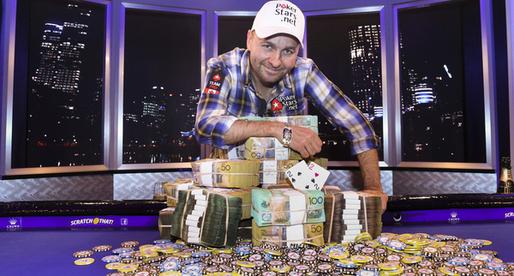 Daniel Negreanu Wins Fifth World Series Of Poker Bracelet