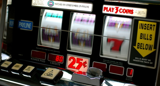 Slot machine scoring system