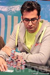 Big One for One Drop champion Antonio Esfandiari