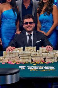 Zinno Wins WPT Borgata Poker Open
