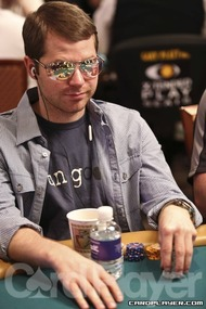 Jonathan Little at the WSOP